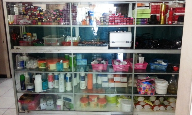bahan dan obat yang lengkap dengan kualitas original Trend Global Salon Jimbaran Bali