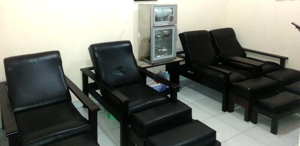 fasilitas untuk refleksi, manicure, dan pedicure, Trend GLobal Salon